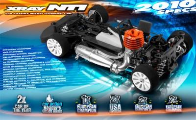 Xray NT1 2010 spec