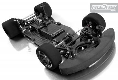 Xray X10 Link Pan car chassis