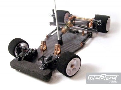 BMI Copperhead 12 and 10 LiPo pan cars
