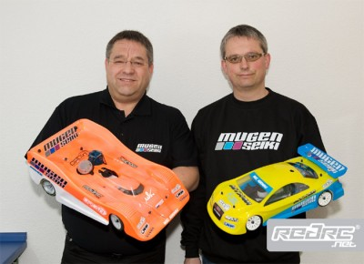 Baldes brothers join Mugen Team Germany