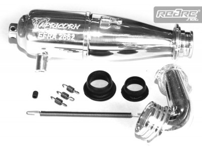 Capricorn NT1 WC edition clutch & 2662 muffler