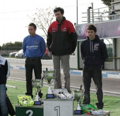 Lamberto Collari takes victory at Euros Warmup