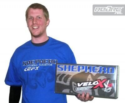 Bobby Flack joins Shepherd/CEFX