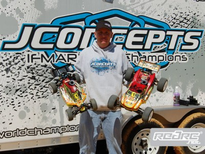 JR Mitch does double at FSORS Rd5