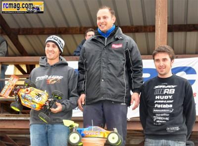 Jerome Aigoin wins Loudun French National