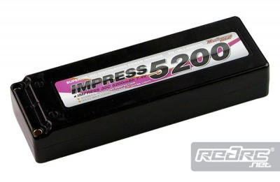 Much More Impress 5200 LiPo pack