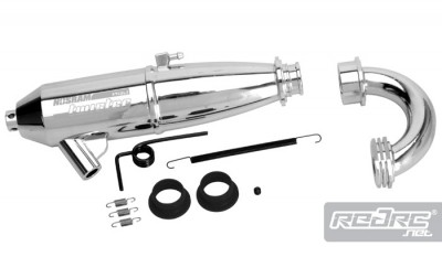 Nosram Twister Exhaust & Power Pluxx 2 plugs
