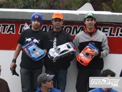 Luis Cortez wins opening Portugal Regional