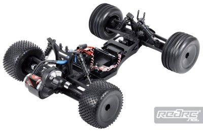 Robitronic EST-BL stadium truck