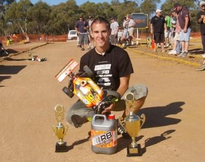 Renaud Savoya takes Australian National title