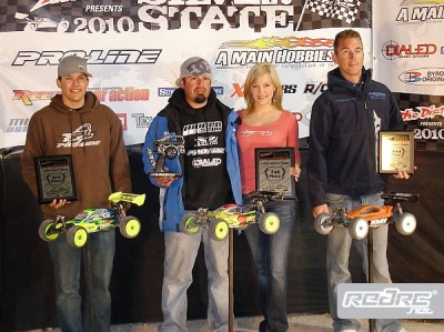 Amezcua wins Pro Electric at Silver State