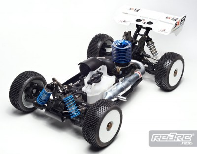 TQ Racing SX8 Evo Team Spec race roller
