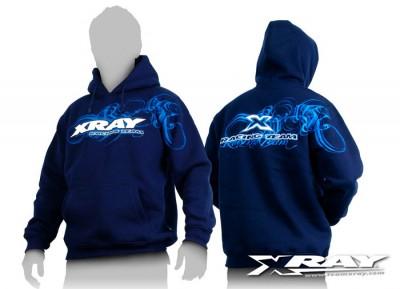 Xray 2010 Hooded Sweater & Cap