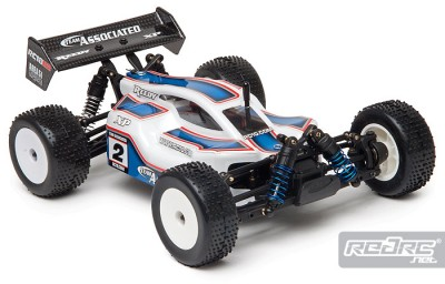 Team Associated RC18B2 RTR 4WD buggy