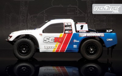 Associated SC10 Factory Team kit
