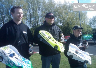 Mark Green wins BRCA 1/8th Rd1 in Mendip