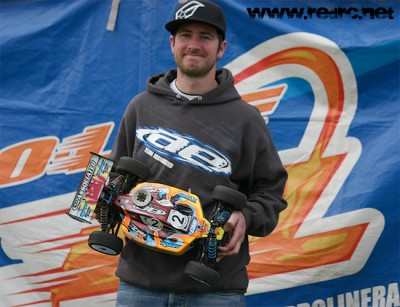 Neil Cragg wins Rd1 of BRCA 1/8th Off-Road series