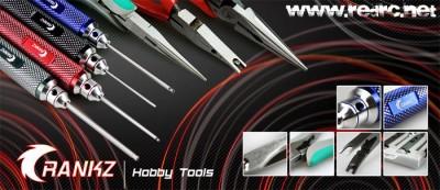 Pilotage Crankz hobby tools