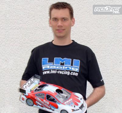LMI Racing signs Dirk Wischnewski