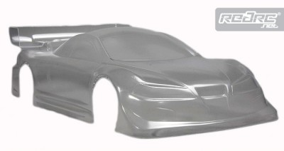 Edam Evo X style 1/10th 200mm body shell