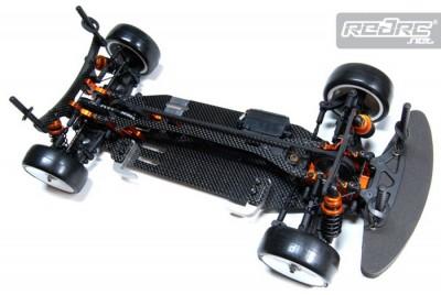 Exotek XR3 Xray T3 LiPo chassis