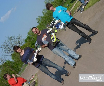 Hungarian National Off road Championship Rd1
