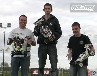 Harron wins opening round of Irish Buggy Nats
