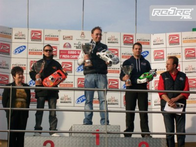 Francesco Tironi wins Rd1 in Italy