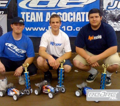 Hartson doubles up at JBRL Electric Rd2