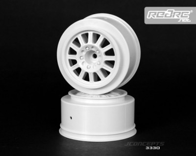 JConcepts Short Course Rulux wheel