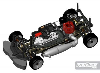 KM Racing H-K1 200mm prototype IV