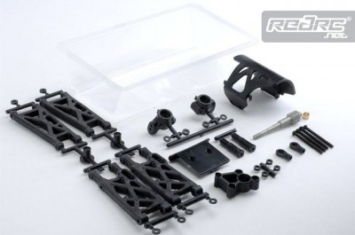 Kyosho RB5 SP2 conversion & Ultima DB ball diff