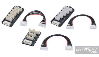 LRP LiPo balancer adapter boards