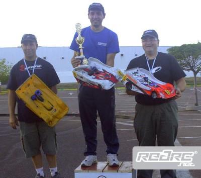 Fabio Ferrero wins at Mendoza State champs