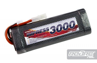 Much More Impress 3000 LiPo pack