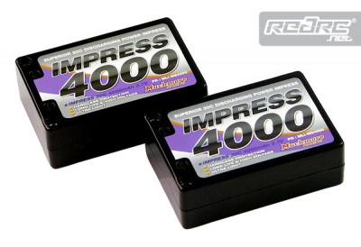 Much More Impress 4000mAh saddle pack