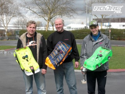 Rain affects Nitro West Masters opener at Oberhausen