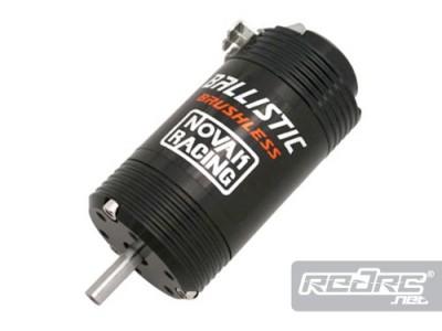 Novak Ballistic 550 brushless motors