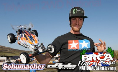 Lee Martin wins opening BRCA 2wd National
