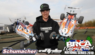 Lee Martin does double with 4wd BRCA National win