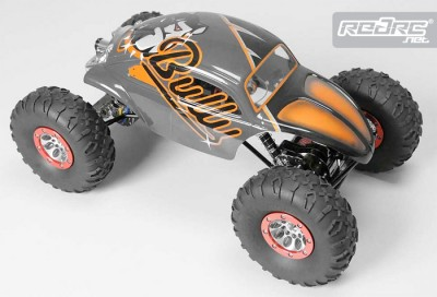 RC4wd Bully 2.2 Comp RTR Crawler