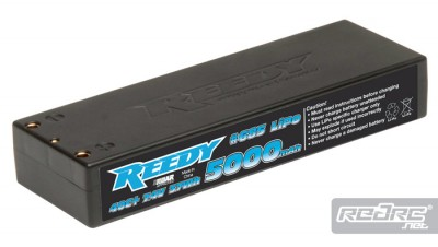 Reedy 40C+ Competition LiPo batteries
