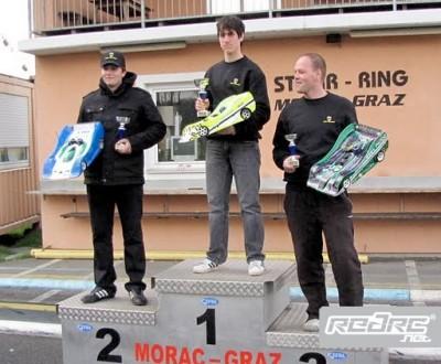 Nejc Mihelic wins opening round of Slovenian Nats