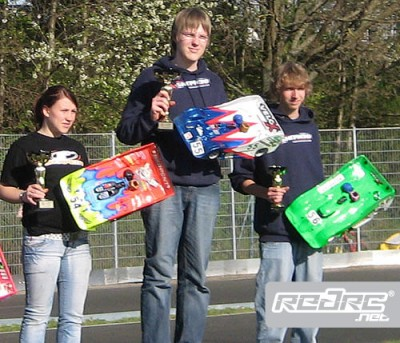 Dominik Mayer takes victory in South German Rd1