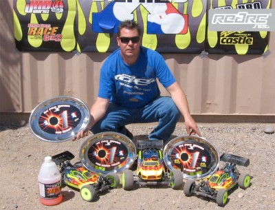 Scott Spear wins big at RC Pro Mountain Division Rd1