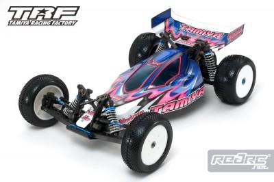 Tamiya TRF 2wd protoype buggy