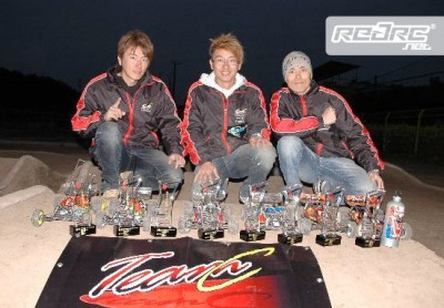 Team C Racing double at ACE Cup