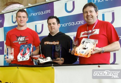 Moore & Stiles wins Union Square GP