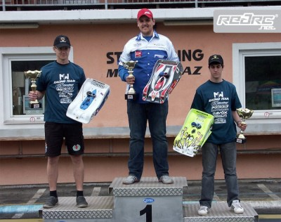 Mike Klausner wins 1/8th Rd2 in Austria
