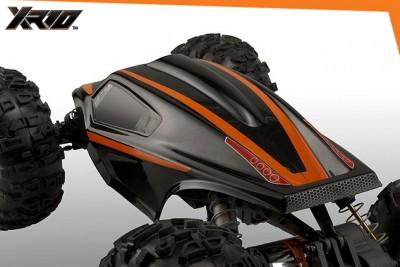 Axial Racing XR10 crawler